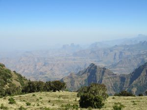 Le parc national du Simien