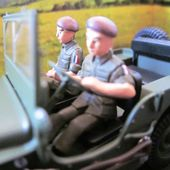 LES MODELES MILITAIRES. - car-collector.net: collection voitures miniatures