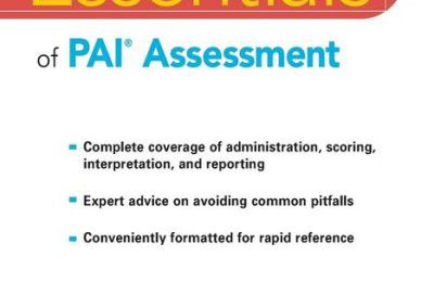 Epub books to free download Essentials of PAI