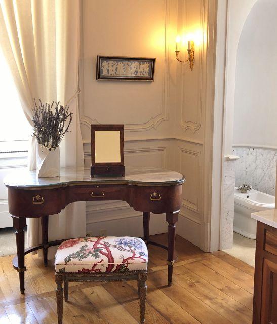 Chambres au château d'Hautefort