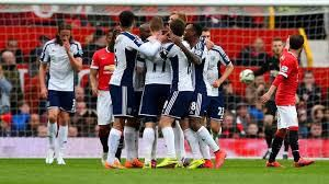 man united kachapwa na west brom goli moja