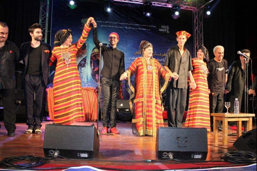 Le groupe Djurdjura séduit le public algérien