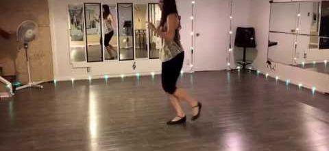 Mes cours de danse : La samba