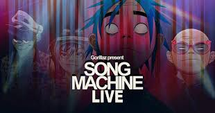 Gorillaz –Song Machine Season One: Strange Timez – Konzertstream