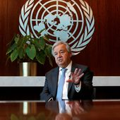 "Antoine Guterres: ""L'ONU ne soutiendra pas le rétablissement des sanctions contre l'Iran"" - Analyse communiste internationale"