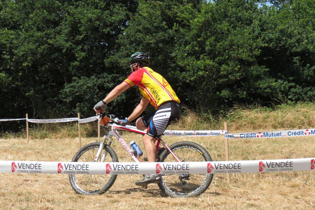 Finale VTT Xc Ufolep Vendée