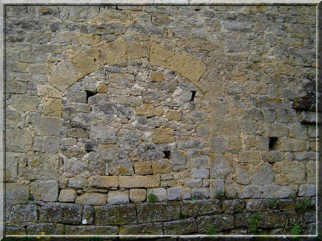 Diaporama grenier fortifié de La Bastide-Pradines