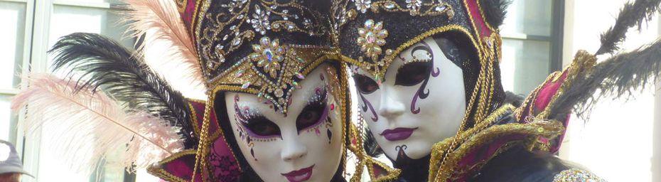 7eme Edition du Carnaval Vénitien de Castres.
