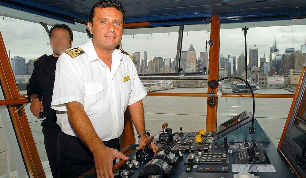 Le commandant du Costa Concordia finalement condamné à 16 ans de prison ferme