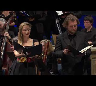 Bach Cantata BWV 191 Christmas «Gloria in excelsis Deo» Raphaël Pichon