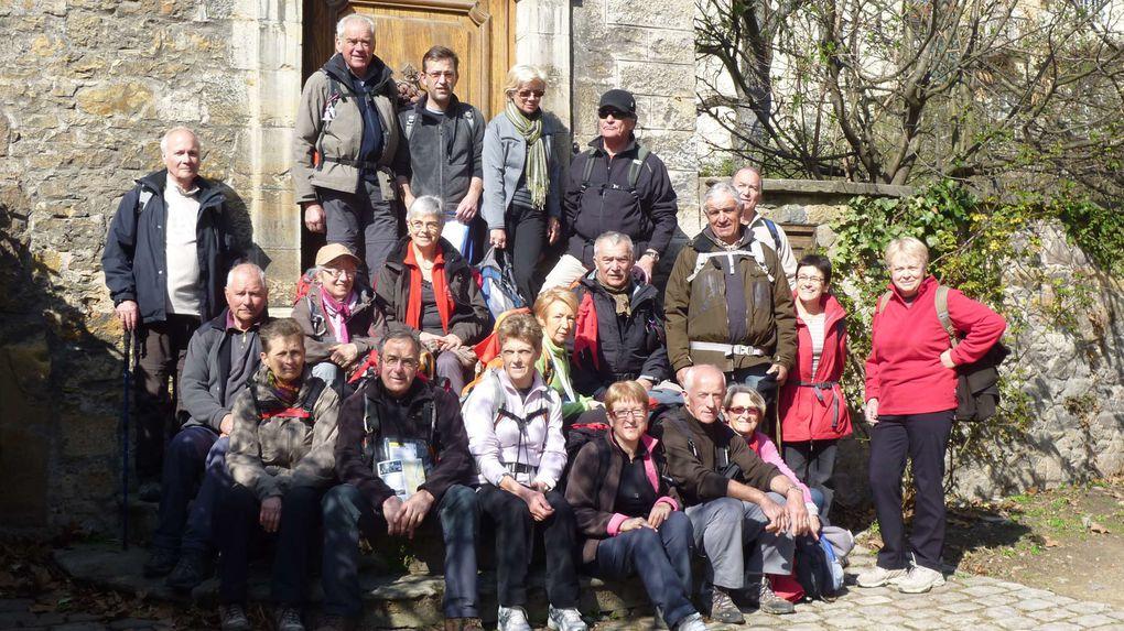 Club de randonnée Saint Cômois
