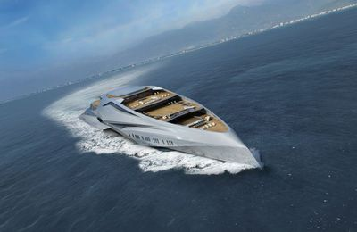 Superyachts - Le Valkyrie pourrait devenir le plus grand yacht du monde