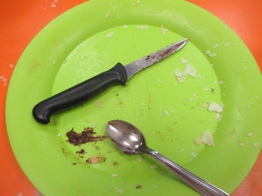 La recette du gâteau d'anniversaire d'Isabelle