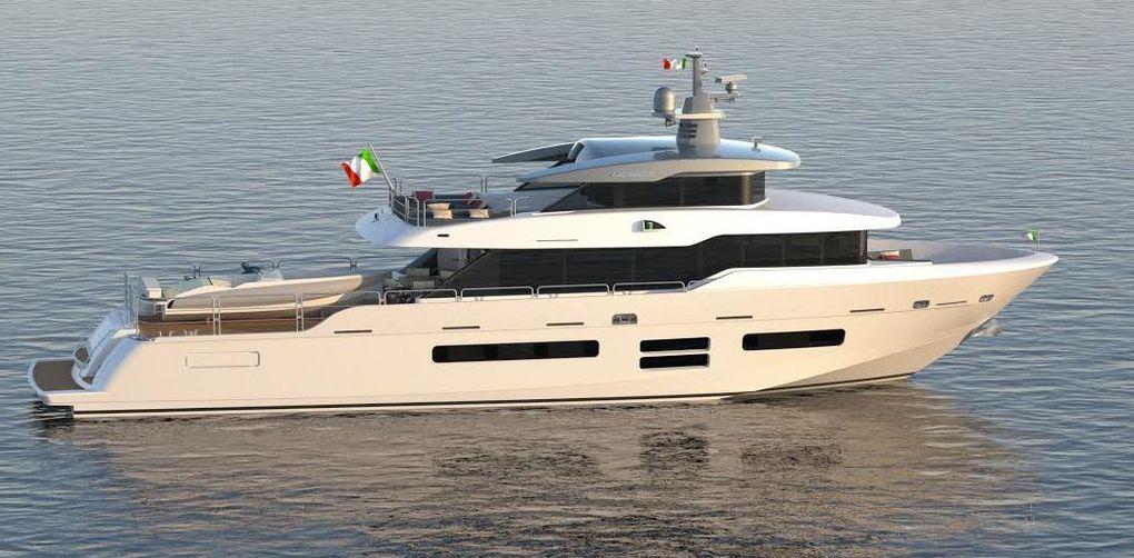 Première mondiale pour l'Oceanic Yachts 90 au Yachting Festival de Cannes