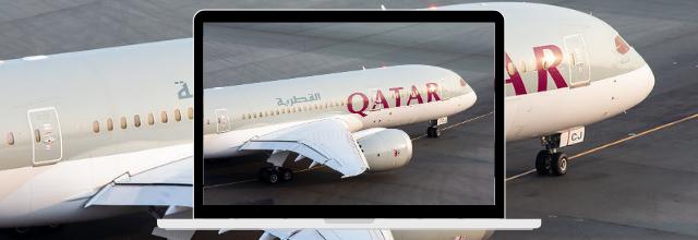 Qatar Airways augmente sa capacité sur Les Seychelles en positionnant son Boeing 787-8 Dreamliner