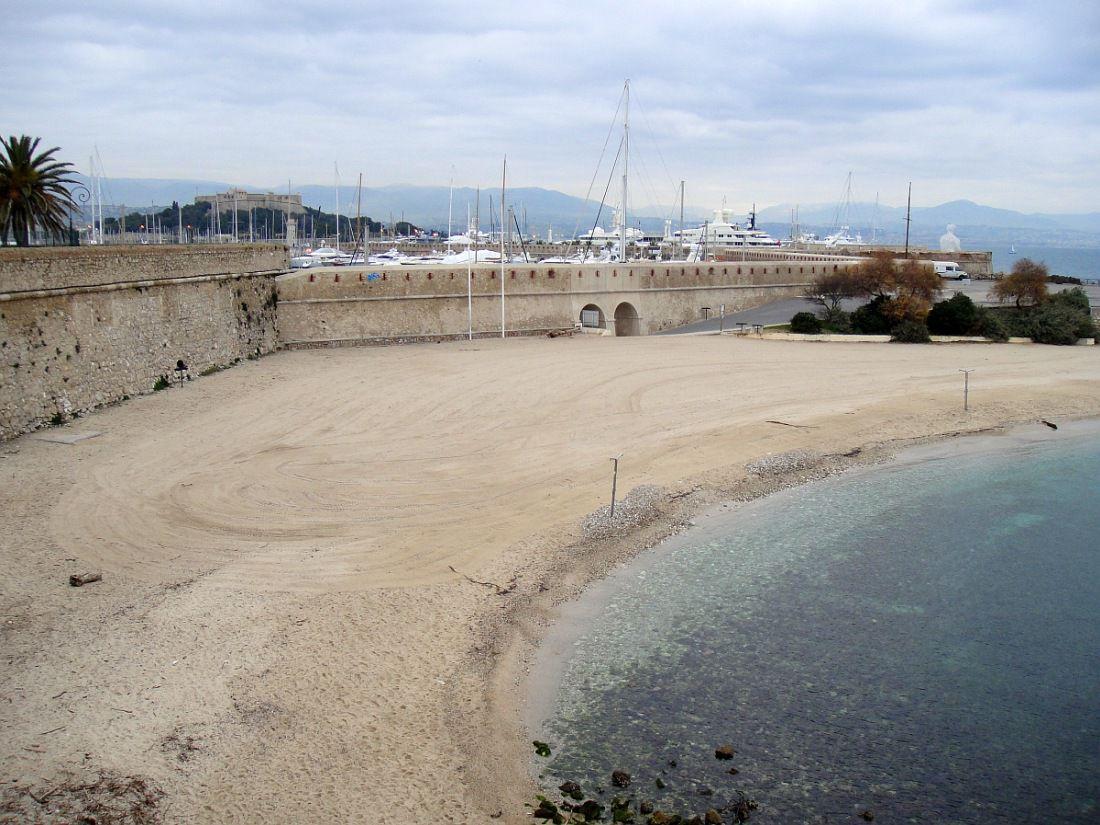Deuxième ville des Alpes Maritimes