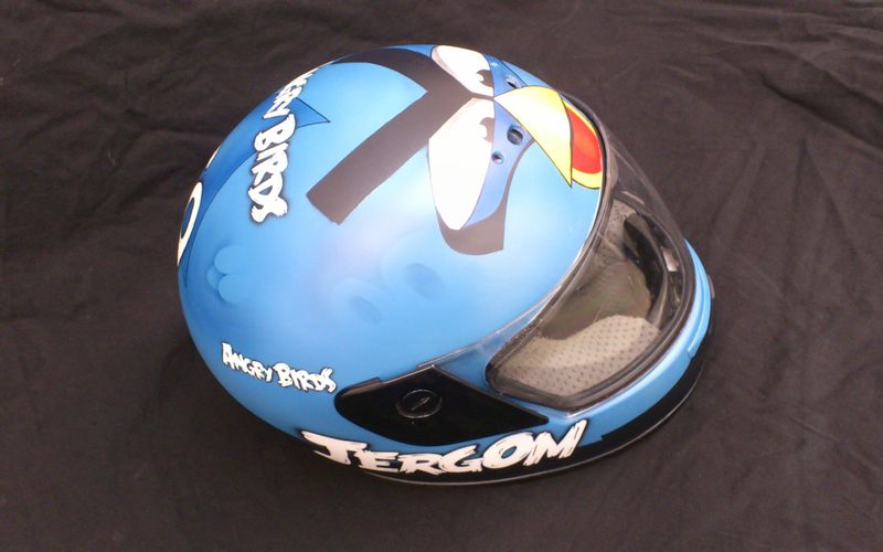 Casque Angry Birds