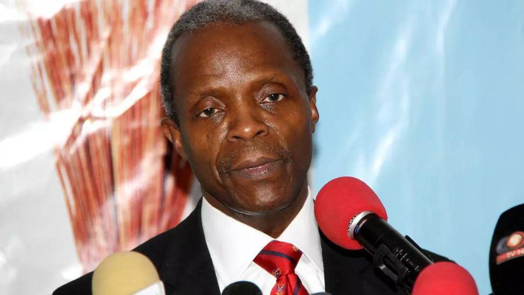 Yemi Osinbajo, Vicepresidente de Nigeria.- El Muni.