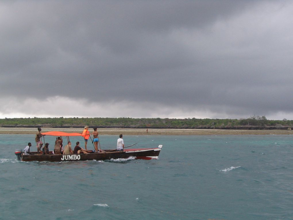 Zanzibar - Mars 2005