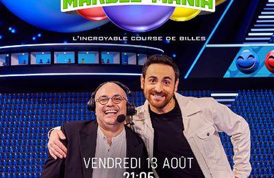 """""""Marble Mania"""" de retour pour un nouveau numéro le 13 août sur TF1"""