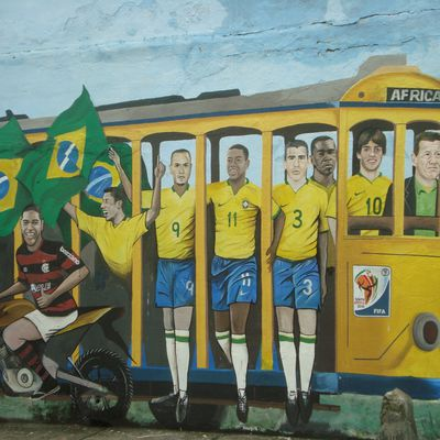 Tribute to Brazil