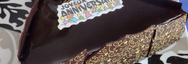 Triangle chocolat noir fève tonka -Recette autour d'un ingrédient #8