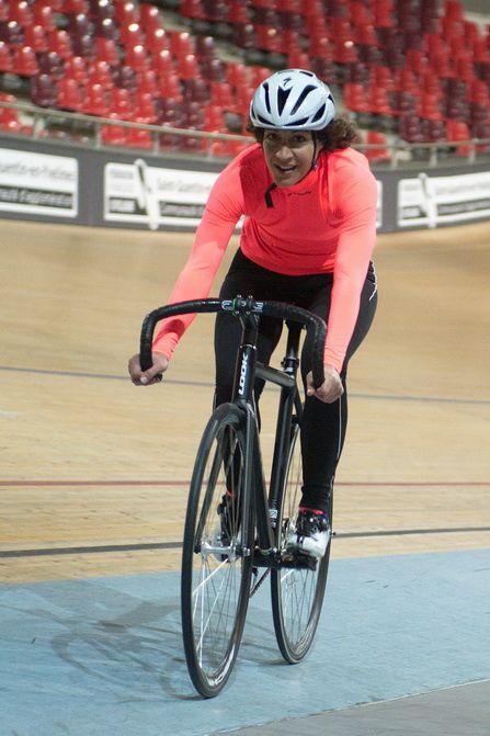 2016-02-20 Initiation vélo de piste St Quentin-en-Yvelines