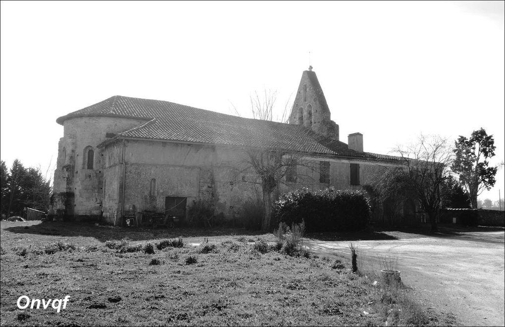 Église Saint-Jean-Baptiste, Escalans A