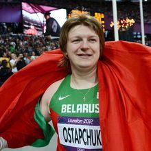 L'entraîneur d'Ostapchuk avoue l'avoir dopée