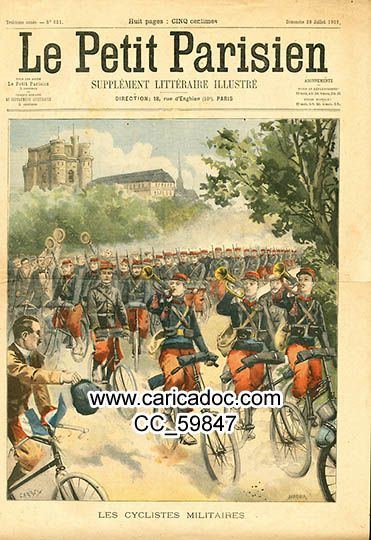 Bicyclette, vélo, vélocipède, grand bi, draisienne, petite reine, cyclisme - Fahrrad, Radsport - Bicycle, bike, cycling