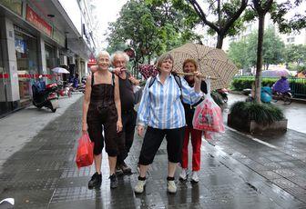 Petit séjour à Tunxi, Anhui, Chine - C'était un beau voyage (18)