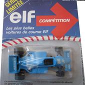 F1 LIGIER ANTAR JS25 1985 1/53 ANDREA DE CESARIS JACQUES LAFFITE PHILIPPE STREIFF CADEAU ELF - car-collector.net