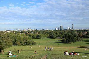 Découvrir les plus beaux parcs de Londres