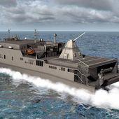 L'US Navy serait sur le point de tester enfin son canon électromagnétique