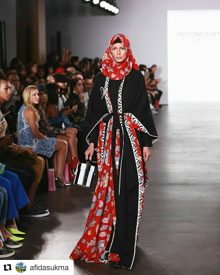 Indonsian Diversity NYFW FIRST STAGE
