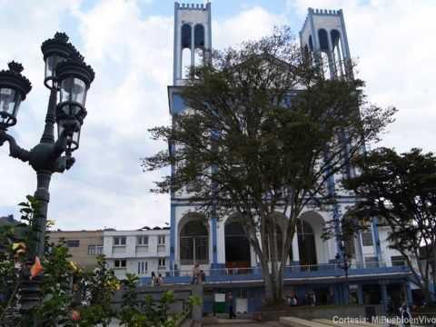 DESTINO VIGENTE DE TURISMO DE EXPORTACIÓN ACCESIBLE  PLAN REGION ALTA DPTO DE CALDAS  -  COLOMBIA