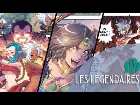Les Légendaires TV : Les TOPS 5 - N°11 : Les meilleures scènes de Nadou