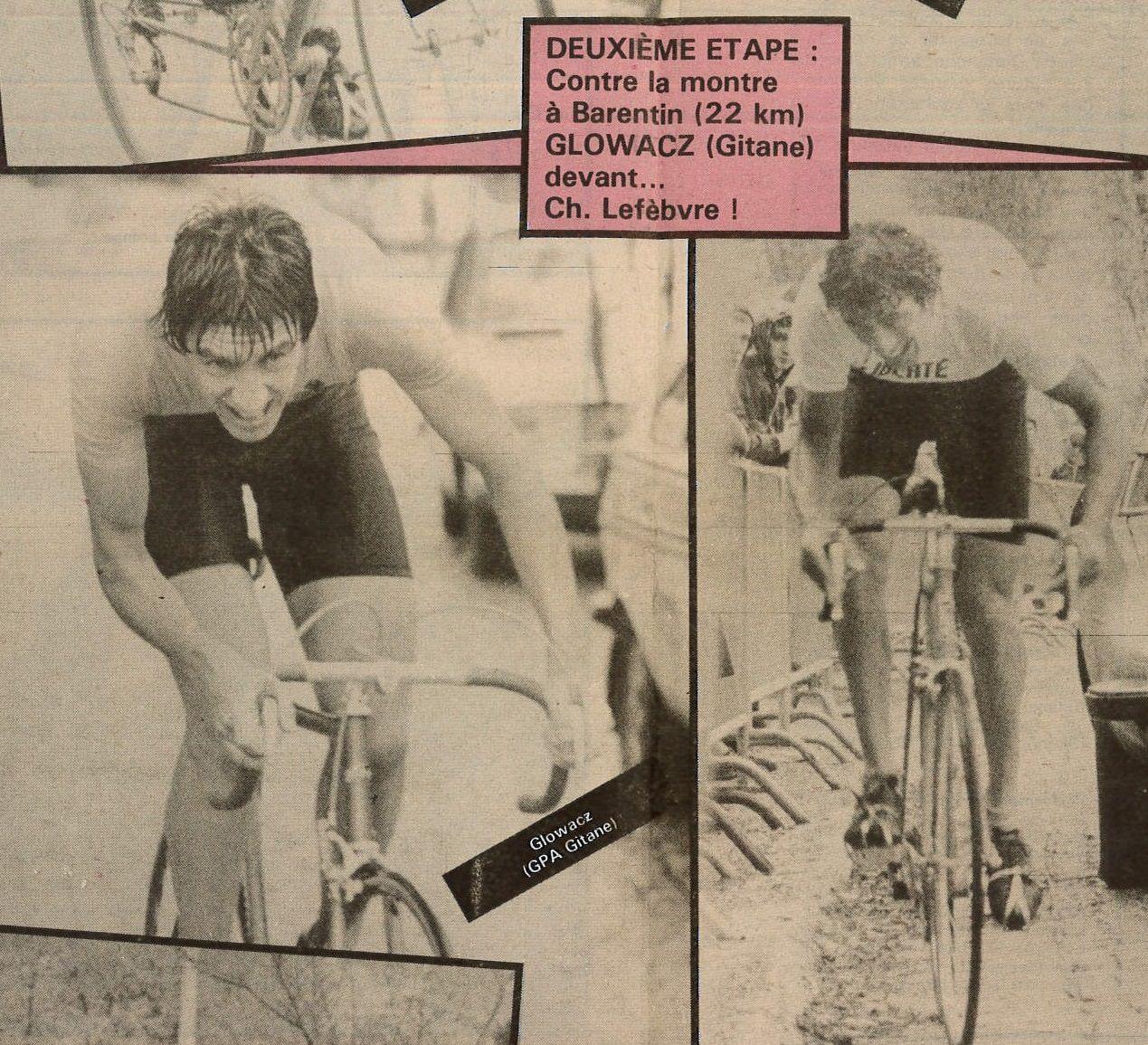Les Deux Jours de Machecoul 1981.