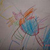 Premiers dessins figuratifs d'enfants de Petite section - Le blog de fannyassmat, le quotidien d'une assistante maternelle en mille et une anecdotes