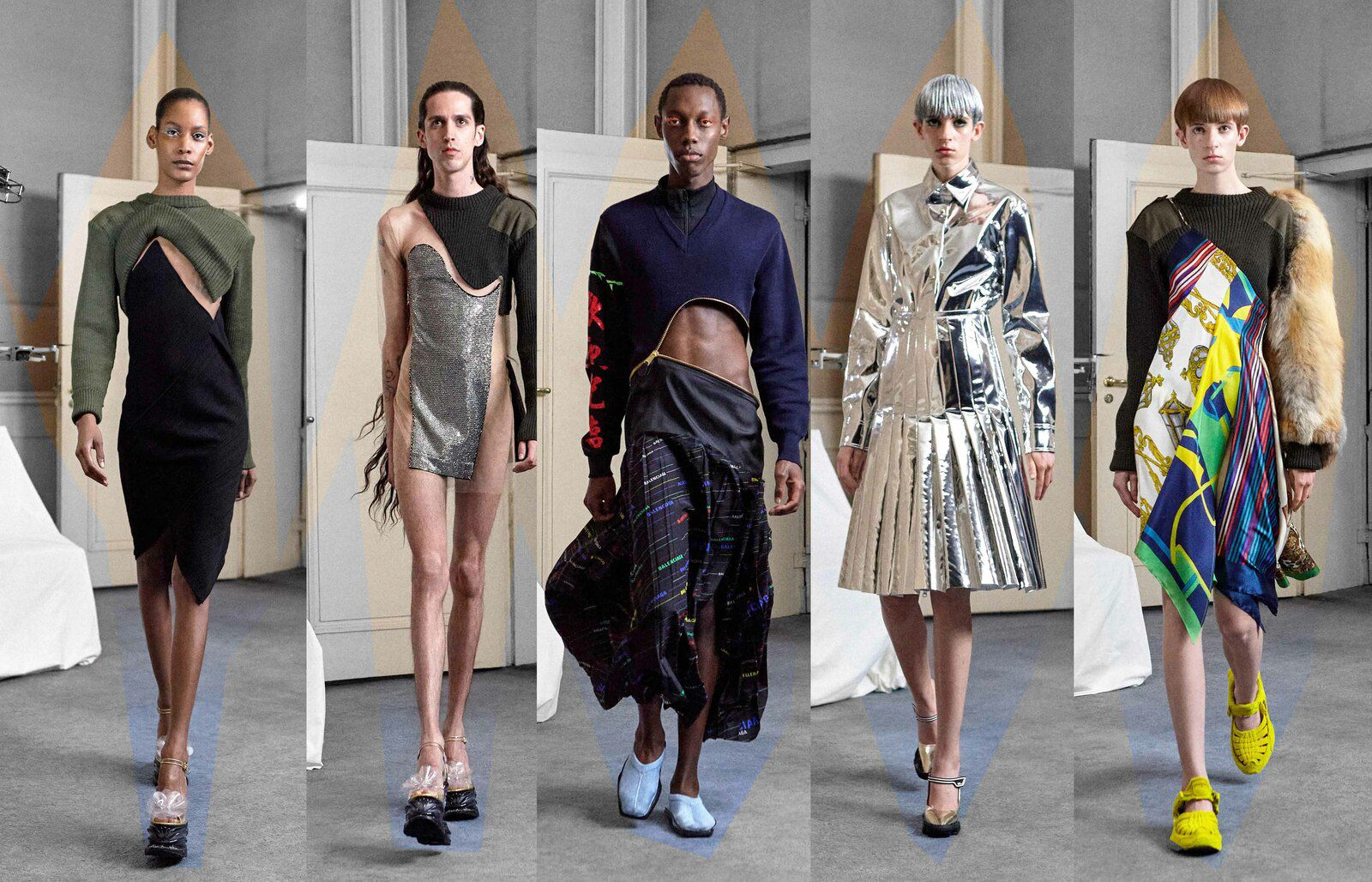 DURAN LANTINK SSFW 2021 READY-TO-WEAR INAUGURAL COLLECTION