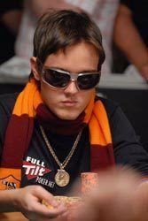 El poker online ya es legal y Sergio Iralasky quiere jugar ya.