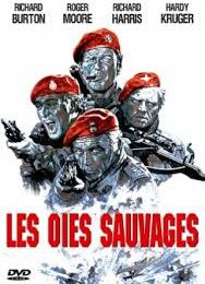 Les oies sauvages  ( Wild geese )