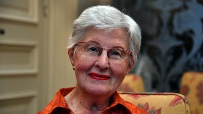 Lili Leignel, survivante de la Shoah et passeur de mémoire