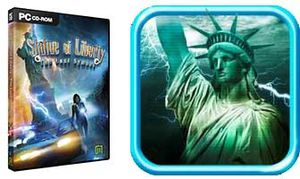 Jeux video: Statue Of Liberty : The Lost Symbol sur iphone !