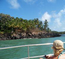 Saga guyanaise 2011..... Retour aux îles du Salut