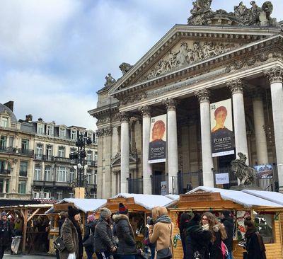 Bruxelles en six arrêts gourmands.
