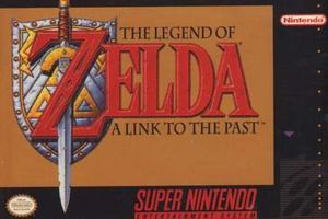 #retrogaming TEST + CRITIQUE The Legend of Zelda : A Link to the Past