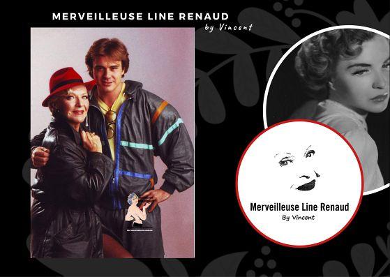 PHOTO: Line Renaud et François Valéry