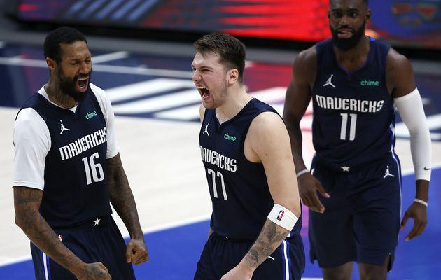 Luka Doncic terrasse les Celtics sur un buzzer beater