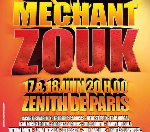 [CONCERT]LE GRAND MECHANT ZOUK 20 ANS LE 17 et 18/06/2011
